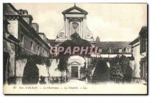 Old Postcard vicinity D Auray The Charterhouse La Chapelle