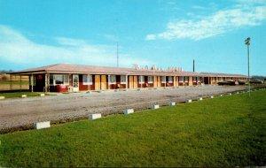 Illinois Greenville Bel Air Motel