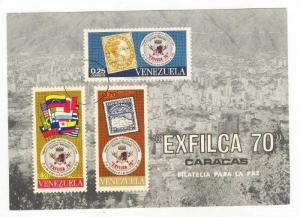 Exfilca 70 Celebration,Caracas,Venezuela 1960-70s