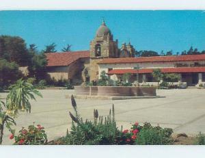 Pre-1980 MISSION Carmel California CA hn5438