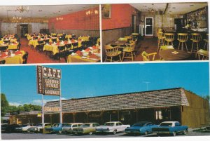 EVANSTON , Wyoming , 1950-60s ; The Outpost