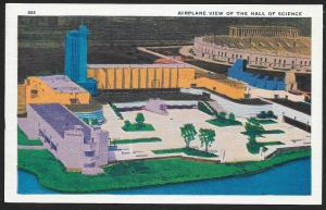 Chicago Worlds Fair 1933-1934 The Hall of Science Chicago Illinois Unused c1933