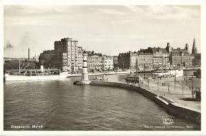 RP  Skeppsbron. Malmo. Sweden, 30-50s