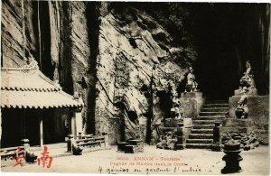 VIETNAM INDOCHINE - Annam - Tourane - Pagode de Marbre dans la Grotte (190217)