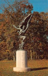 Monument to the Soldiers and Sailors of Confederacy, Gettysburg, PA Civil War...