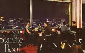 CA - San Francisco, The Starlite Roof at Sir Francis Drake Hotel