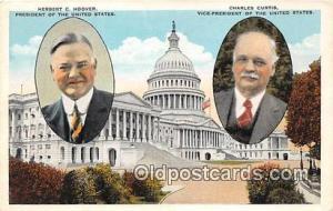Herbert C Hoover, Charles Curtis