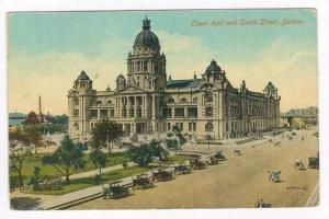 Town Hall & Smith Street, Durban, South Africa, 00-10s