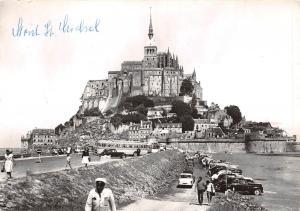 BR17260 le mont saint michel  france