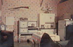 MINDEN, Nebraska, 1950-60s; Harold Warp's Pioneer Village, 1930s Kitchen