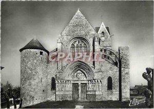 Postcard Modern Rampillon (S & M) Eglise Saint Eliphe (historical monument tw...
