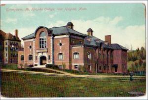 Gymnasium, Mt Holyoke College, Holyoke MA