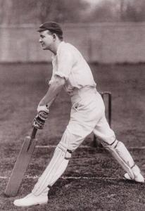 Pelham Warner Middlesex Cricket Club Victorian Cricketer Rare Postcard