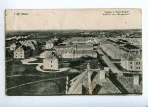 191600 HUNGARY HAJMASKER Vintage postcard