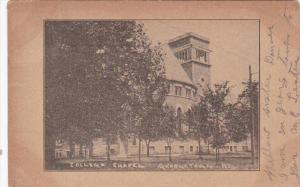Kentucky Georgetwon College Chapel 1908