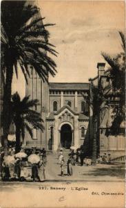 CPA SANARY L'Église (411458)
