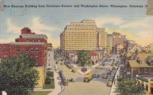 New Nemours Building From Delware Avenue And Washington Street Wilmington Del...