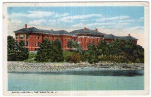 Portsmouth, N.H., Naval Hospital