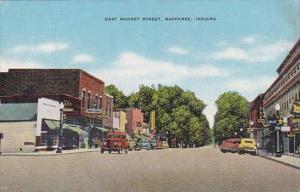 East Market Street Nappanee Indiana