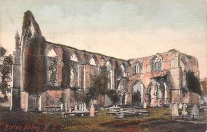 Bolton Abbey N.E Corner Ruins Abtei 1905