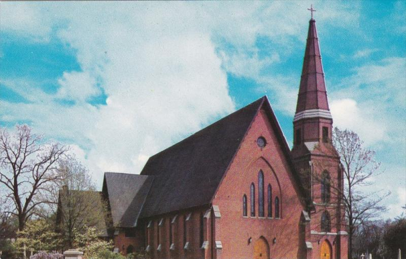SOUTH CAROLINA; Christ Church Episcopal, Greenville , 40-60s
