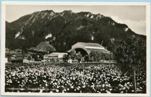 Germany - Oberammergau, Theatre of the Passion Play   *RPPC