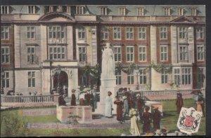 Northumberland Postcard - Newcastle-On-Tyne, Royal Victoria Infirmary BR992