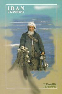Turkaman Fisherman , Iran , 60-80s