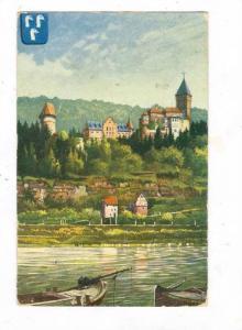 Burg Zwingenberg, Germany, PU-1910