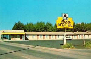 Wyoming Rawlins The Trail Motel