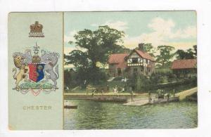 Boat Landing, CHESTER, UK, PU-1910