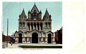 Massachusetts  Boston ,Trinity Church