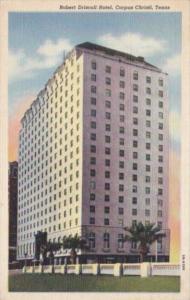 Texas Corpus Christi The Robert Driscoll Hotel Curteich