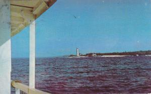 Cove Island Light, between Tobermory & South Bay Mouth, Manitoulin Island, ONTAR