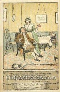 John ilpin Original Drawings By Randolph Caldecott, Published by F. Warne & C...