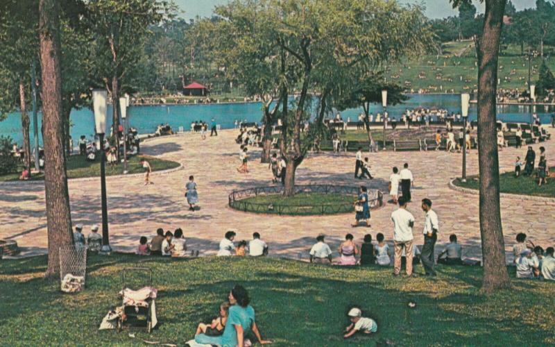 MONTREAL , Quebec , 1960s , Parc du Lac des Castors
