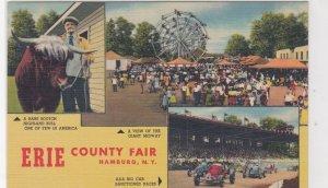 HAMBURG , New York , 1930-40s ; County Fair