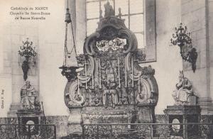 Chapelle De Notre Dame Cathedrale De Nancy De Bonne Nouvelle French Religious...