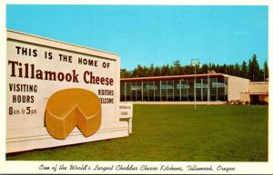 Michigan Tillamook Home Of Tillamook Cheese Factory World's Largest Ched...