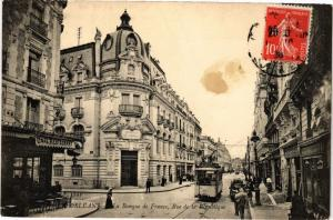 CPA ORLÉANS-La Banque de France Rue de la Republique (266071)