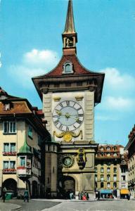 Switzerland Bern Zeitglockenturm Zytglogge 02.45