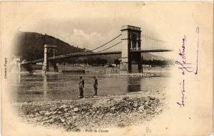 CPA GIVORS Pont de Chasse (462326)