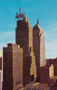 Oklahoma City Skyscrapers 1961