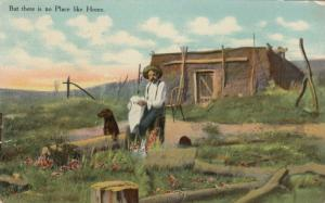 South Dakota; 1913 ; But there is no place like Home