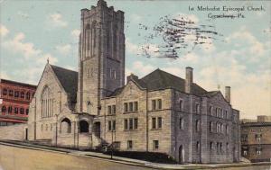 Pennsylvania Greensburg 1st Methodist Episcopal Church 1911