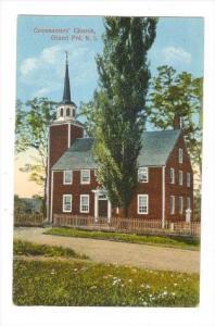 Covenanters' Church, Grand Pre, Nova Scotia, Canada, 1900-1910s