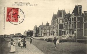 CPA Paramé - La Digue (112004)