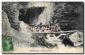 Old Postcard Sassenage Arrival to tanks