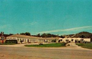South Dakota Custer Home Auto Court