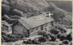 Lincoln Blokhuset , Rebild , Norway , 1930s